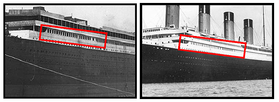 The Olympic Switch Theory Did The Titanic Really Sink